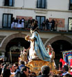 Easter procession in Tudela